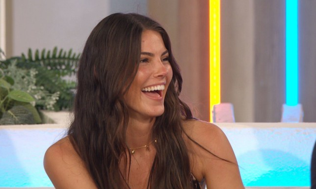 Love Island viewers praise Rebecca for her visible 'contraception patch' – we have no choice but to stan
