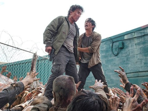 The Walking Dead star reflects on huge plot twist after receiving death threats for 'killing Glenn'