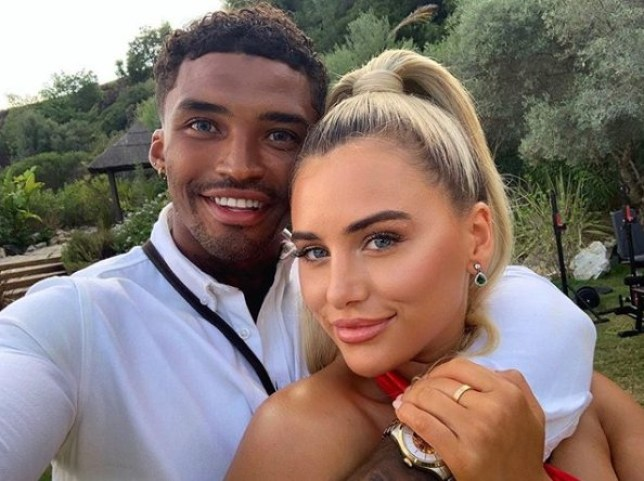 Love Island's Michael Griffiths admits he's 'head over heels' for Ellie Brown