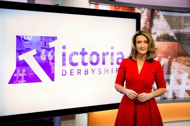 Picture: BBC Two Victoria Derbyshire Show cancelled
