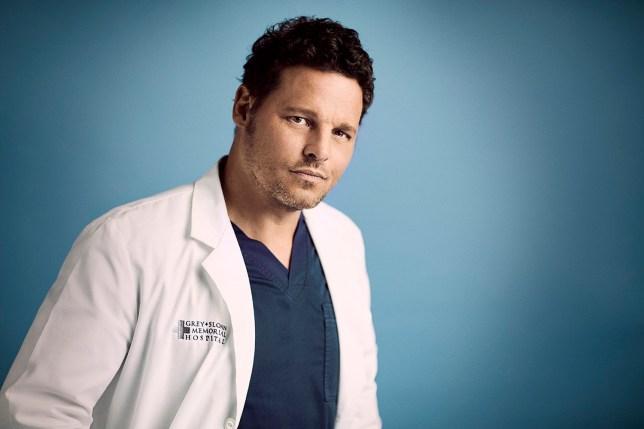 Grey's Anatomy Justin Chambers as Alex Karev