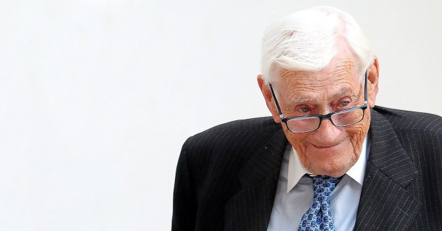 File photo dated 22/10/2018 of Former SDLP deputy Leader Seamus Mallon who has died aged 83.