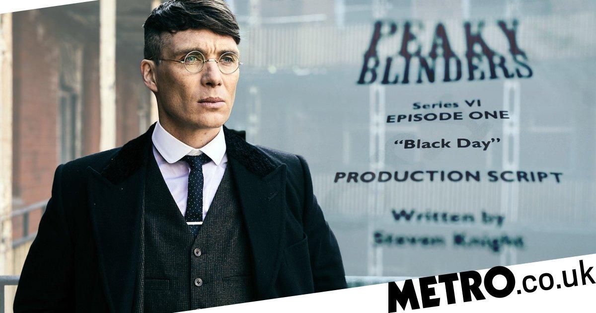 Peaky Blinders season 6 episode 1 title revealed as ...