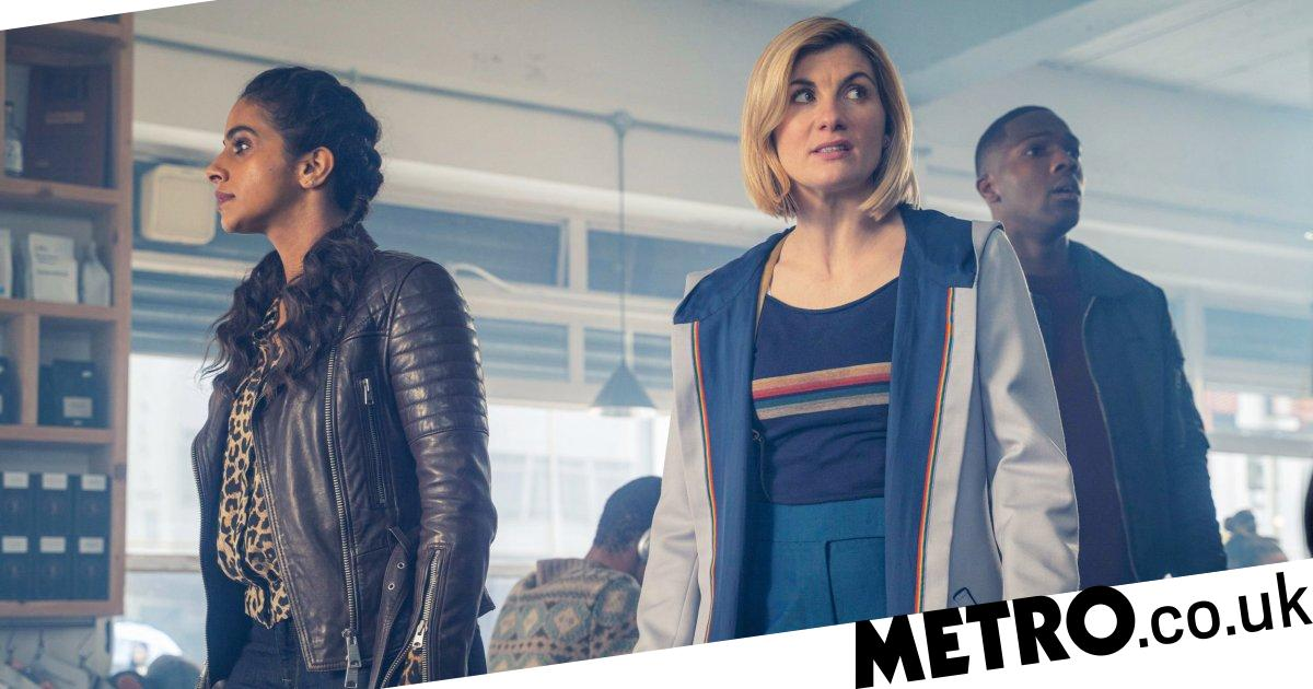 Doctor Who 'isn't going anywhere for a while' as bosses plot future series