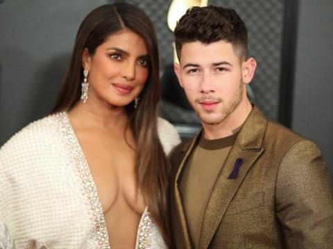 Nick Jonas laughs off 10-year age gap with Priyanka Chopra after first wedding anniversary
