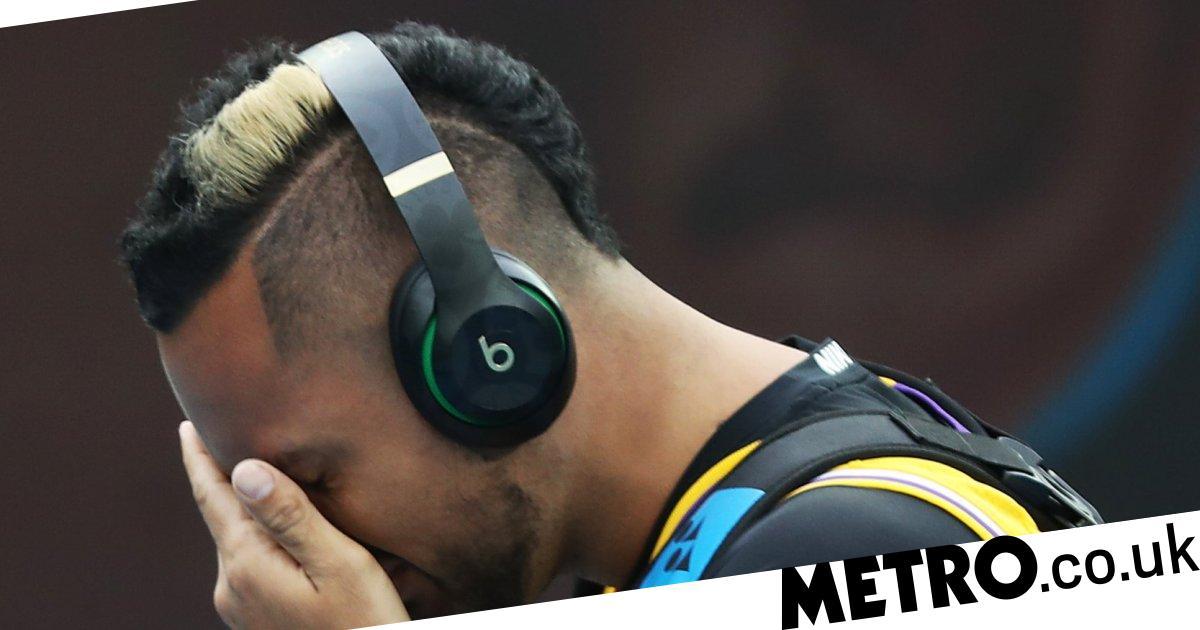 Emotional Nick Kyrgios pays classy tribute to Kobe Bryant ahead of Nadal clash