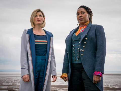 Doctor Who boss teases answers to Jo Martin's Doctor and Timeless Child in epic two-part finale
