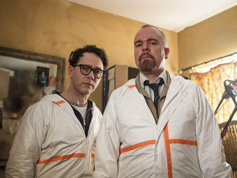 Inside No. 9's Steve Pemberton reveals hopes to take loved series to the West End