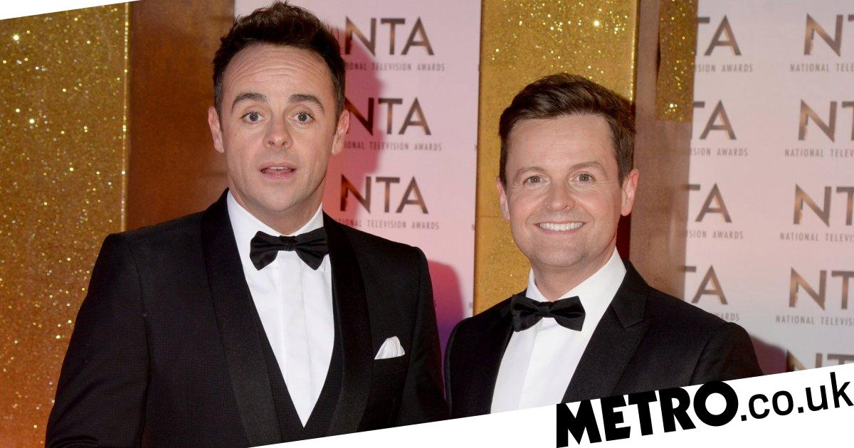 Ant and Dec confirm Saturday night Takeaway return after axing series last year