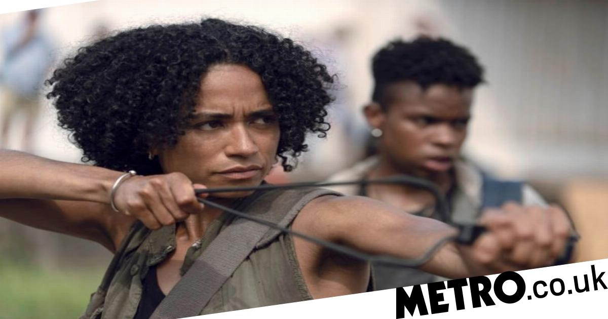 The Walking Dead season 10B twist changed over Marvel's The Eternals movie