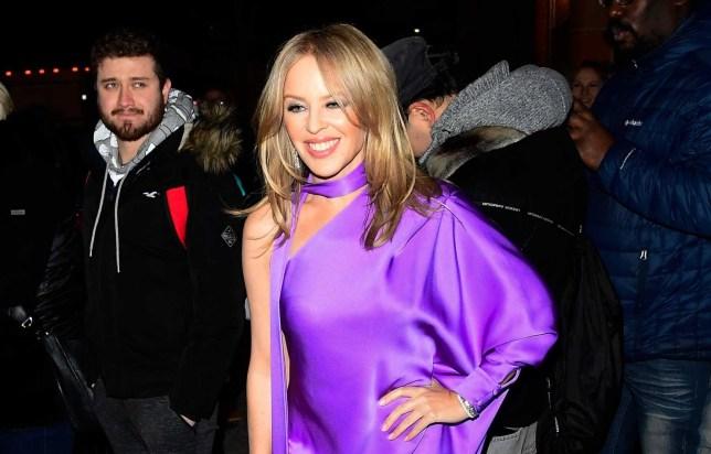Kylie Minogue 2020 AAA Arts Awards