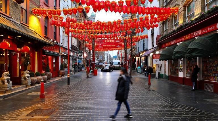 Metro Online Feature Chinatown loss of custom in wake of coronavirus scare 30th January 2020 W8Media