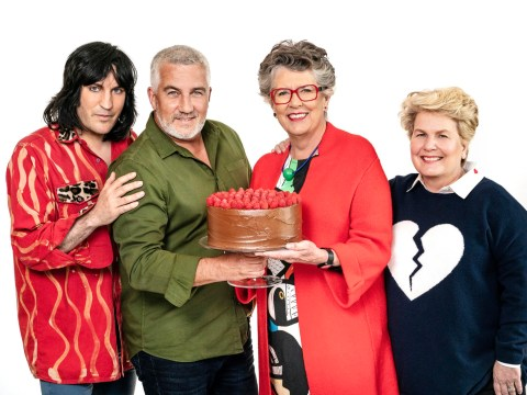Who's replacing Sandi Toksvig on Bake Off and when is the new season?