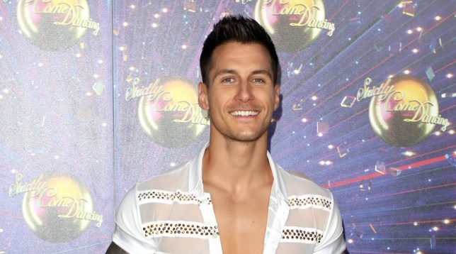 Gorka Marquez Strictly Come Dancing