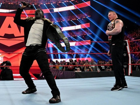 WWE Raw results and recap: R-Truth steps up to Brock Lesnar as Buddy Murphy joins Seth Rollins