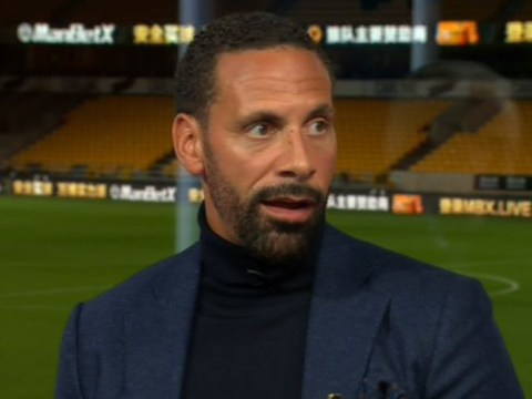 Rio Ferdinand urges Ole Gunnar Solskjaer to sign an attacking midfielder for Manchester United in January