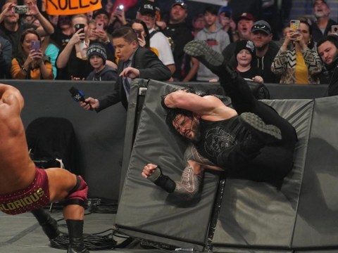 WWE SmackDown results and recap: Roman Reigns chooses Royal Rumble stipulation for King Corbin match
