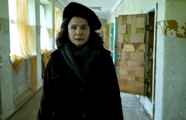 Emily Watson Chernobyl