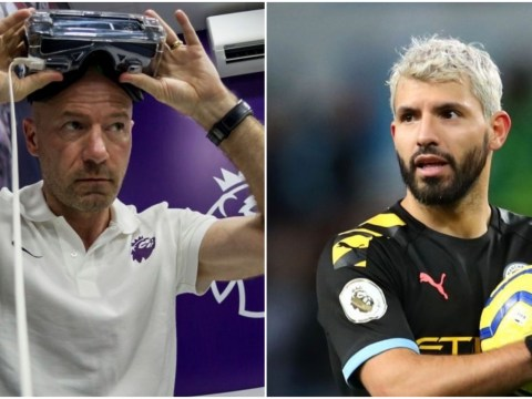 Alan Shearer sends message to Sergio Aguero after he breaks his Premier League record