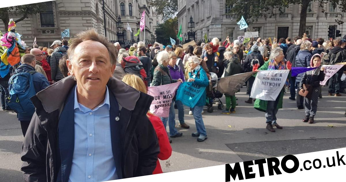 The police's job should be to protect Extinction Rebellion, not arrest them