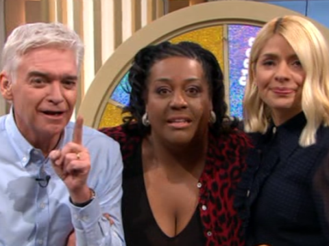 This Morning's Phillip Schofield, Holly Willoughby and Alison Hammond leave brutal voicemail for viewer