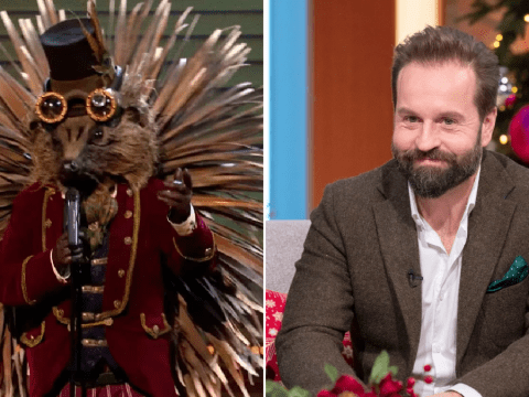 The Masked Singer fans convinced Hedgehog is either Alfie Boe or Michael Ball