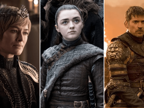 Maisie Williams gets support from Game of Thrones co-stars Lena Headey and Nikolaj Coster-Waldau after emotional Instagram