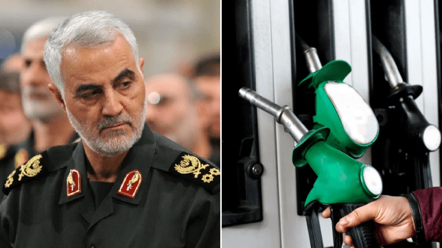 Fuel prices set to rise after killing of Iranian General in airstrike