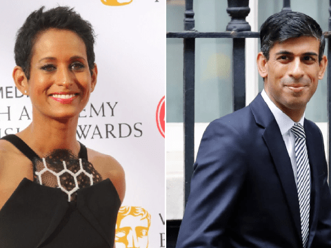 Naga Munchetty defended by BBC after 134 people complain about her 'aggressive' interview