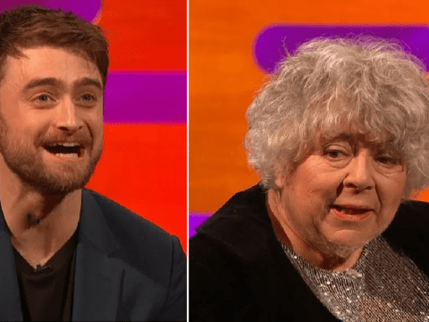 Miriam Margolyes quizzes Daniel Radcliffe on foreskin and questions bisexuality in most savage interview ever