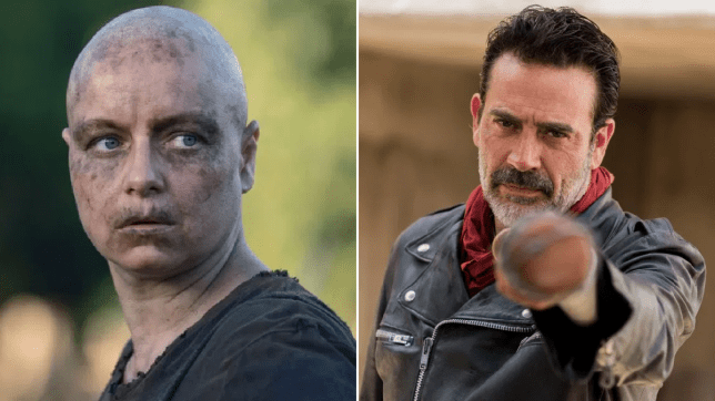 The Walking Dead Alpha and Negan