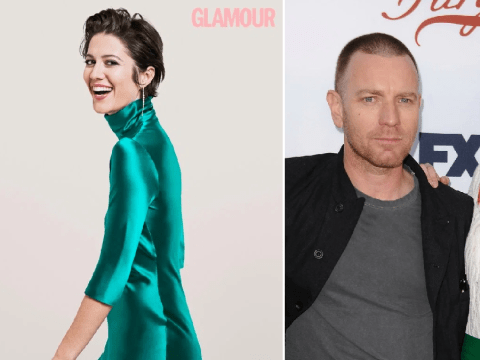 Mary Elizabeth Winstead admits divorce aged 32 was 'crazy' before dating Ewan McGregor