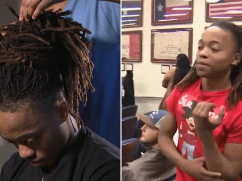 Schoolboy won't be able to walk in graduation ceremony unless he cuts his dreadlocks