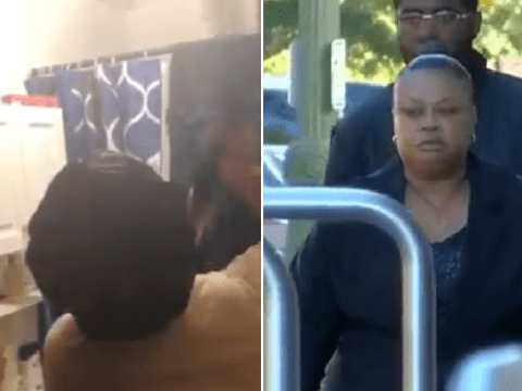 Woman, 93, screams in pain as 'daughter' batters her with belt for wetting herself