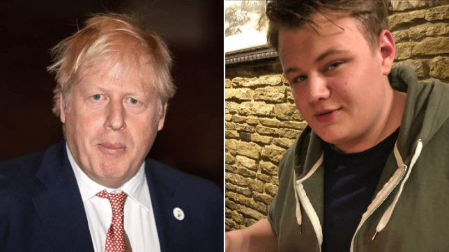 Harry Dunn death suspect must return to UK - Boris Johnson tells Donald Trump