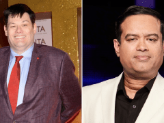 The Chase's Mark Labbett reveals Paul Sinha is playing piano amid Parkinson's battle