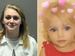 Smirking mother killed her toddler after avoiding jail for starving her baby