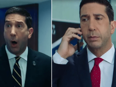 First trailer for Intelligence finally drops and David Schwimmer steals the show