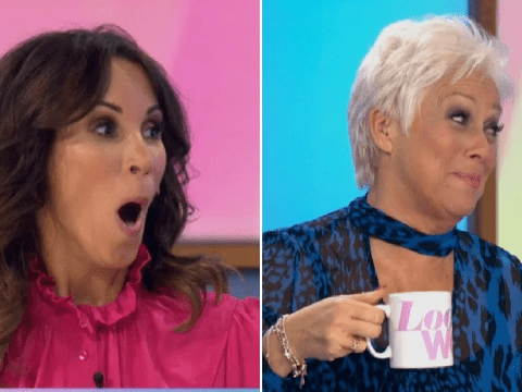 Loose Women forced to apologise as Denise Welch makes raunchy joke about Coleen Nolan