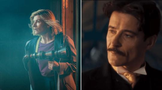 Doctor Who series 12 episode 4 Nikola Tesla Night of Terror