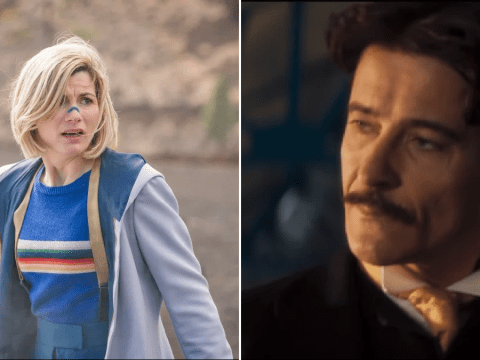 Doctor Who series 12: Jodie Whittaker joins forces with Nikola Tesla to fight alien scorpions in thrilling trailer for episode 4