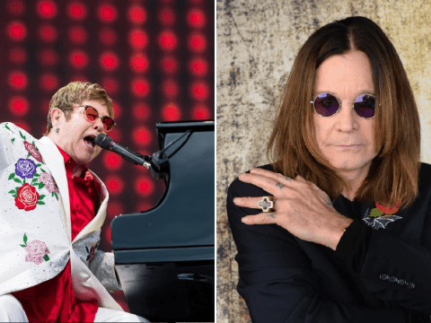 Ozzy Osbourne and Elton John collaborating as rockstar recovers from health struggles