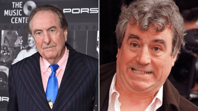 Eric Idle Terry Jones