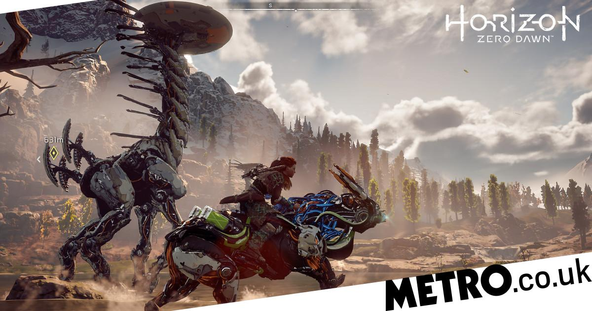 PS4 exclusive Horizon Zero Dawn jumping to PC, claim sources