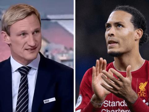 Virgil van Dijk has eased the pressure on Liverpool leaders James Milner and Jordan Henderson, says Sami Hyypia