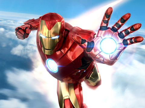 Marvel's Iron Man VR is fourth game this month to be hit with delay