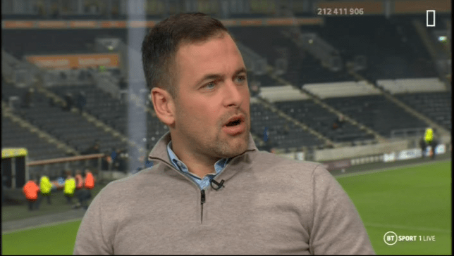 Joe Cole has discussed Chelsea manager Frank Lampard and 'fantastic' Ross Barkley