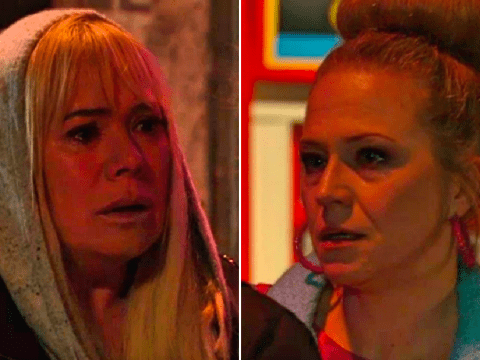 EastEnders spoilers: Sharon Mitchell shocked as Linda Carter reveals that Keanu Taylor is alive