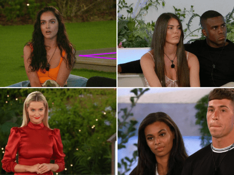 Love Island recap: Siânnise Fudge and Rebecca Gormley wage war as one couple is torn apart by public vote