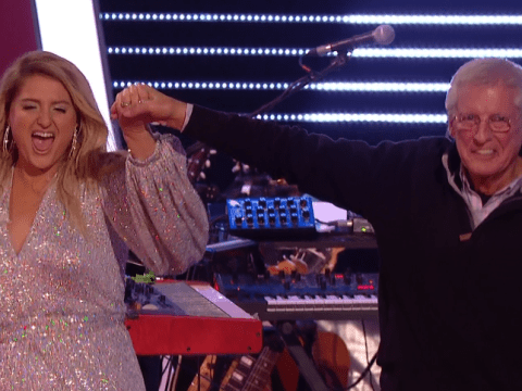 The Voice 2020: Meghan Trainor's dad performs with Tom Jones – and it's everything we could want and more